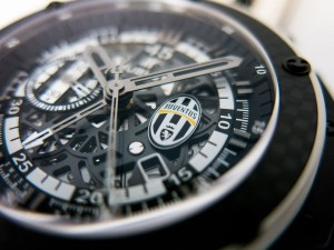 Limited edition Hublot King Power Juventus is a football fan's dream