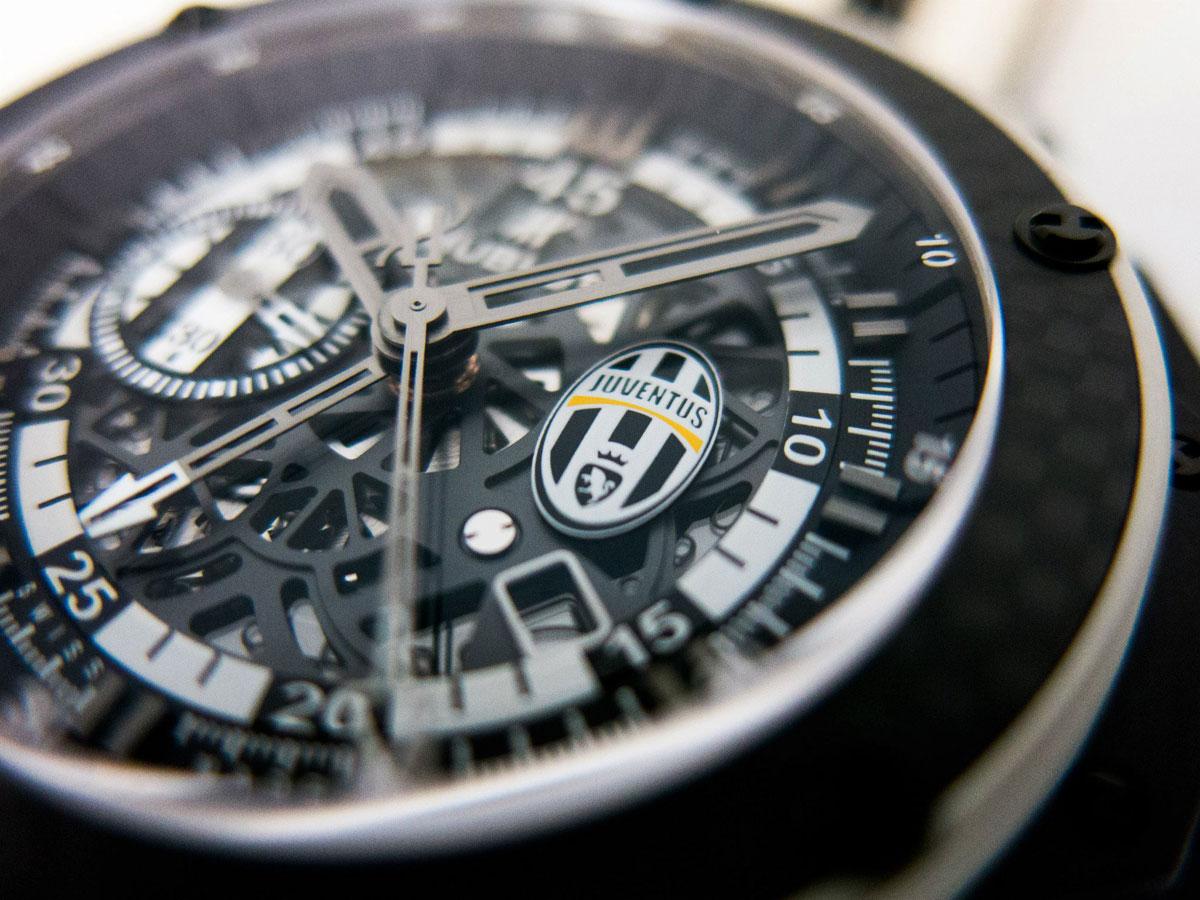Hublot King A Del Los JuventusComplaciendo Amantes Fútbol Power 7gfyb6Y