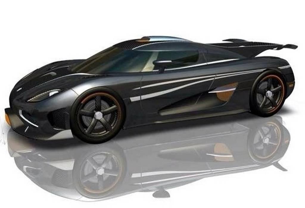 """Koenigsegg One:1, una """"bestia"""" anda suelta"""