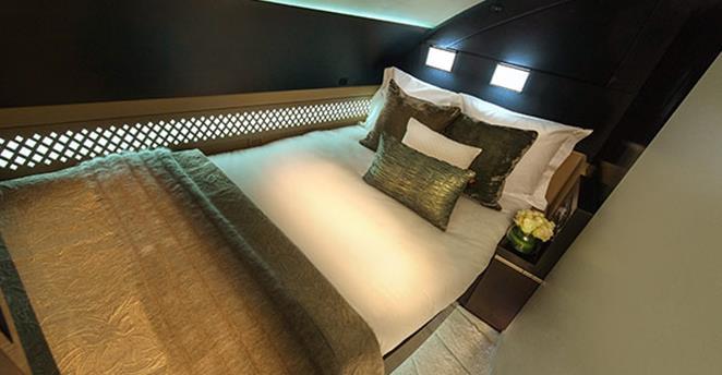 """Etihad Airways presenta """"The Residence"""", la Suite más Exclusiva del Mundo"""