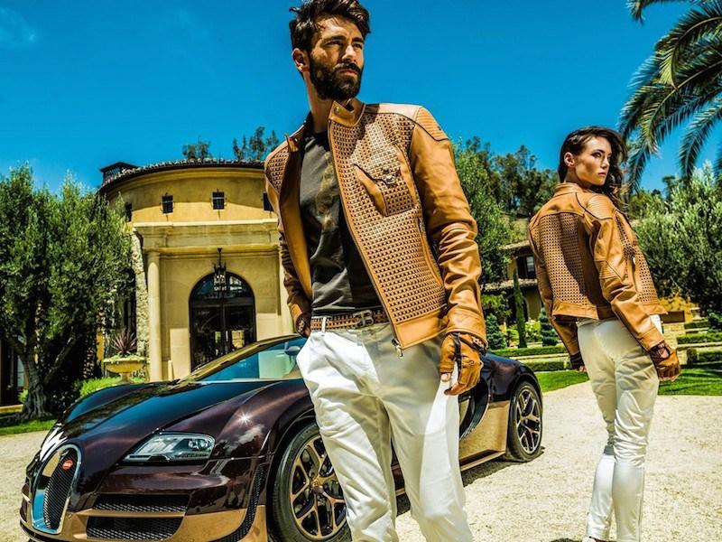 Bugatti presenta en Pebble Beach su Primera Colección de Ropa y Accesorios