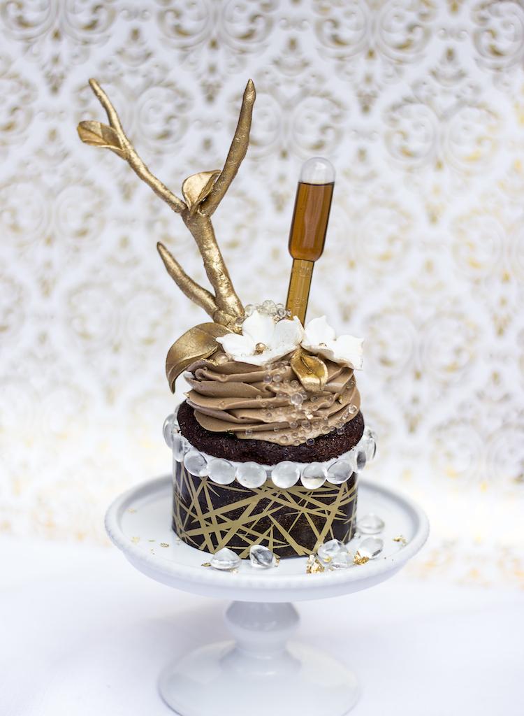 El cupcake (magdalena) más caro del mundo