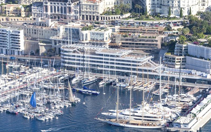 El Yacht Club de Mónaco abre sus puertas