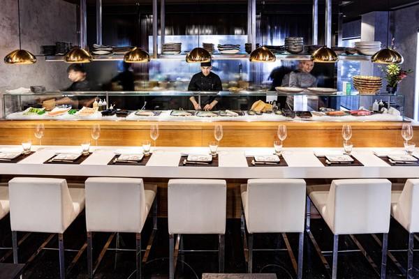Llega la alta cocina japonesa al hotel NH Eurobuilding de la mano del restaurante 99 Sushi Bar