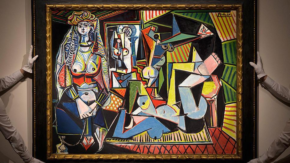 """""""Las Mujeres de Argel"""" de Picasso se convierte en el cuadro más caro jamás subastado"""