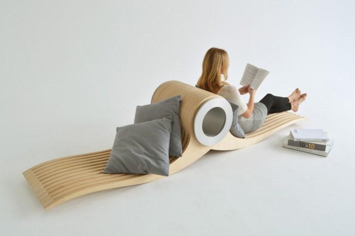 Exocet, la exclusiva silla que se adapta a cualquier postura