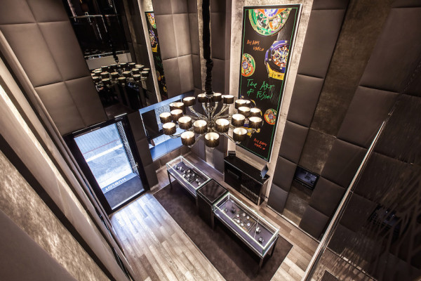 Hublot abre una exclusiva Boutique en Frankfurt (Alemania)
