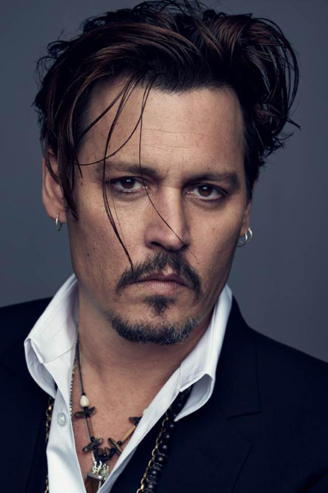 Johnny Depp, será la nueva imagen de Christian Dior Perfumes