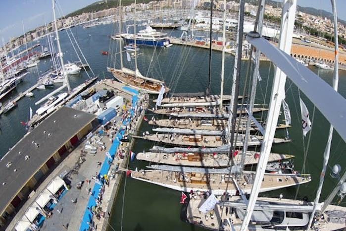 Comienza La Superyacht Cup Palma, la Competición de Yates de Vela más Lujosos del Mundo