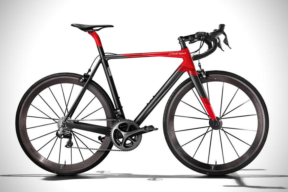 La nueva bicicleta de Audi que cuesta tanto como un coche