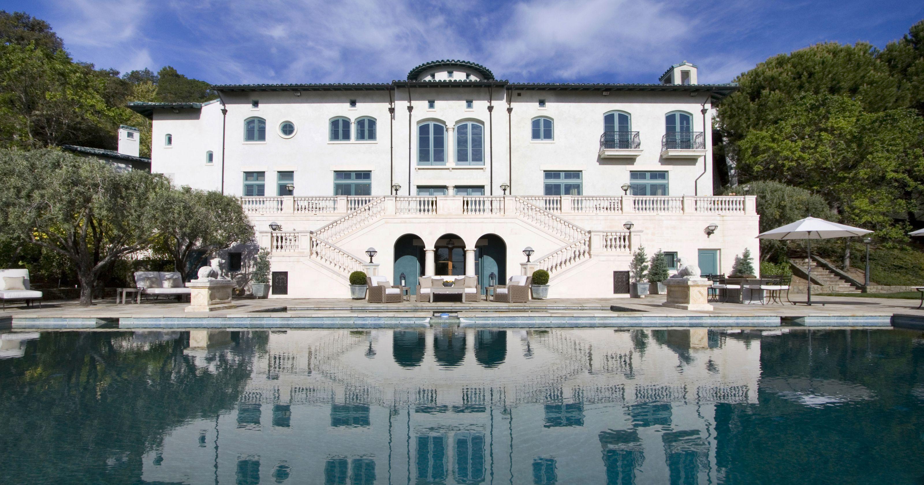 """En venta la """"Villa de las Sonrisas"""", la espectacular mansión de Robin Williams"""