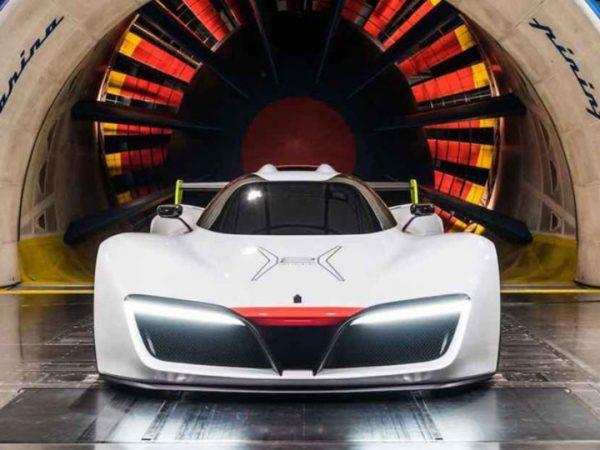 H2 Speed: el Concept más futurista de Pininfarina