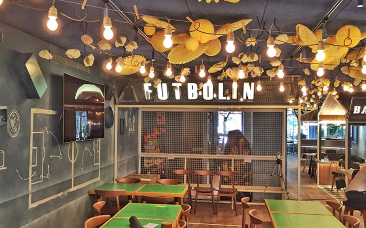 Bellavista del Jardín del Norte: el Restaurante de Messi en Barcelona