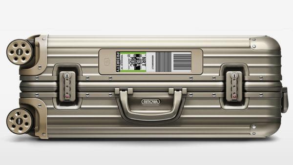 Rimowa: la maleta inteligente para viajar tranquilo