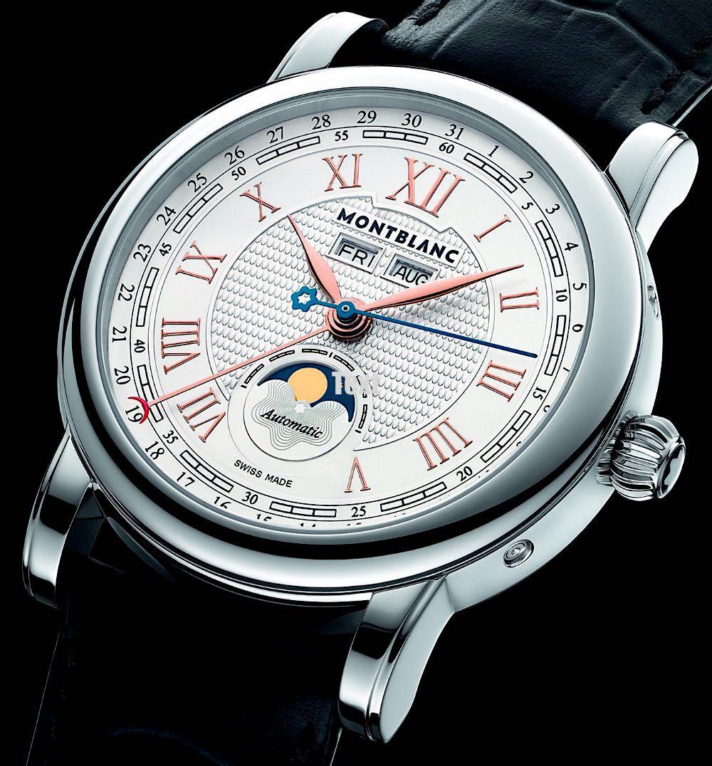 Star Roman Carpe Diem Special Editions: la nueva Colección de Relojes Montblanc