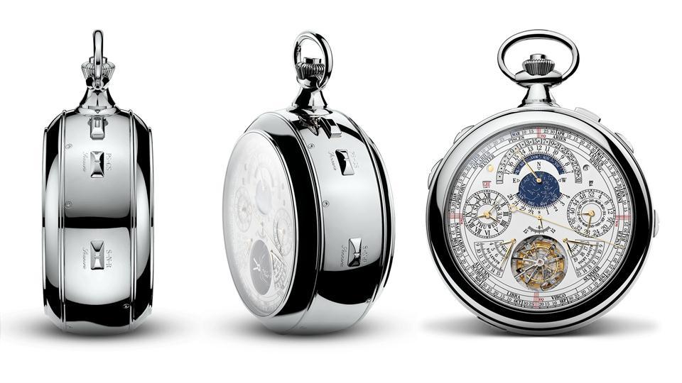 Reference 57260: el Reloj más complicado del mundo