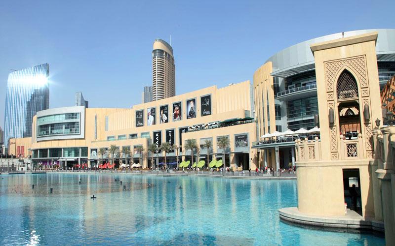 Dubai Mall: el mayor centro comercial del mundo