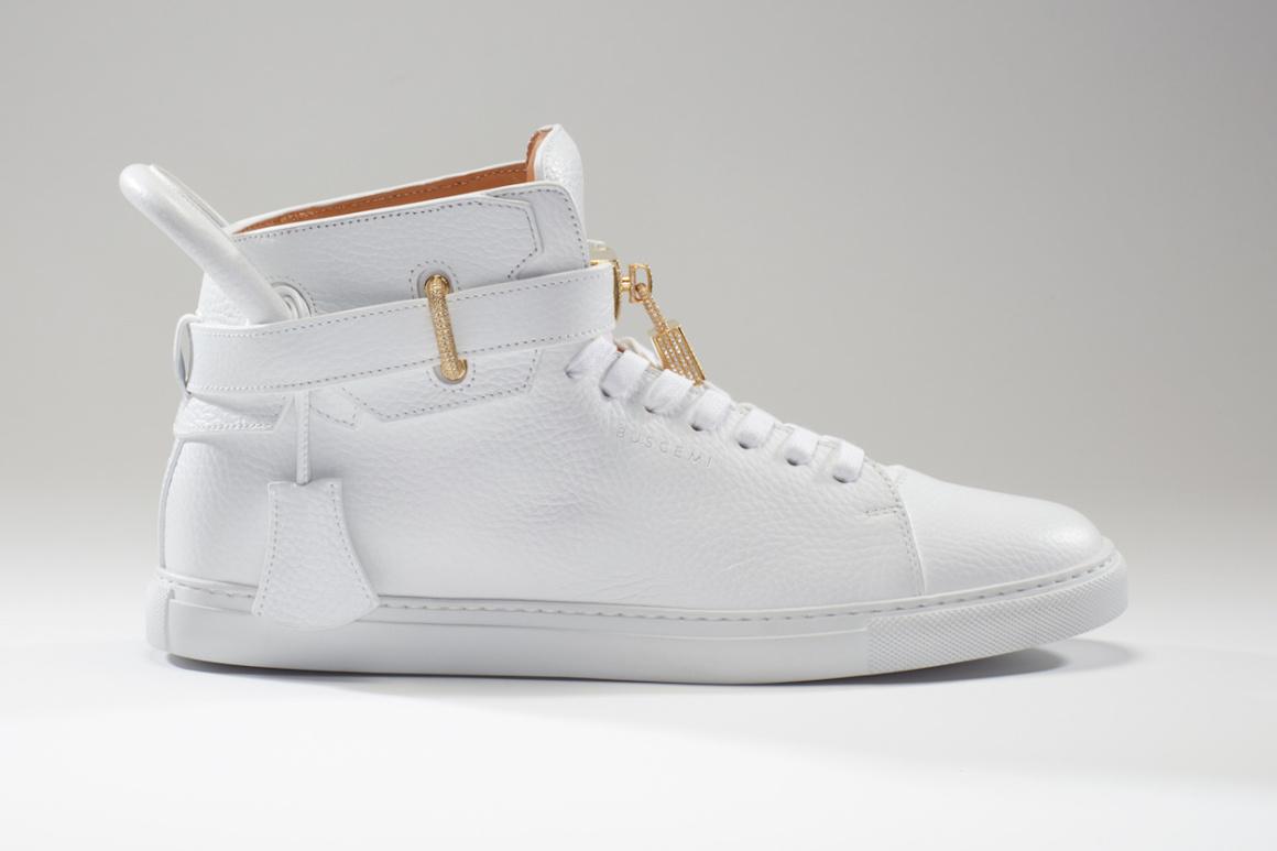 Buscemi: los sneakers más caros del mundo