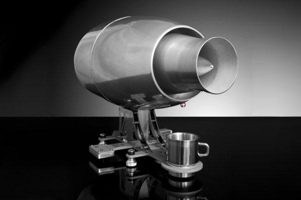 Aviatore Veloce Espresso: una cafetera de altos vuelos