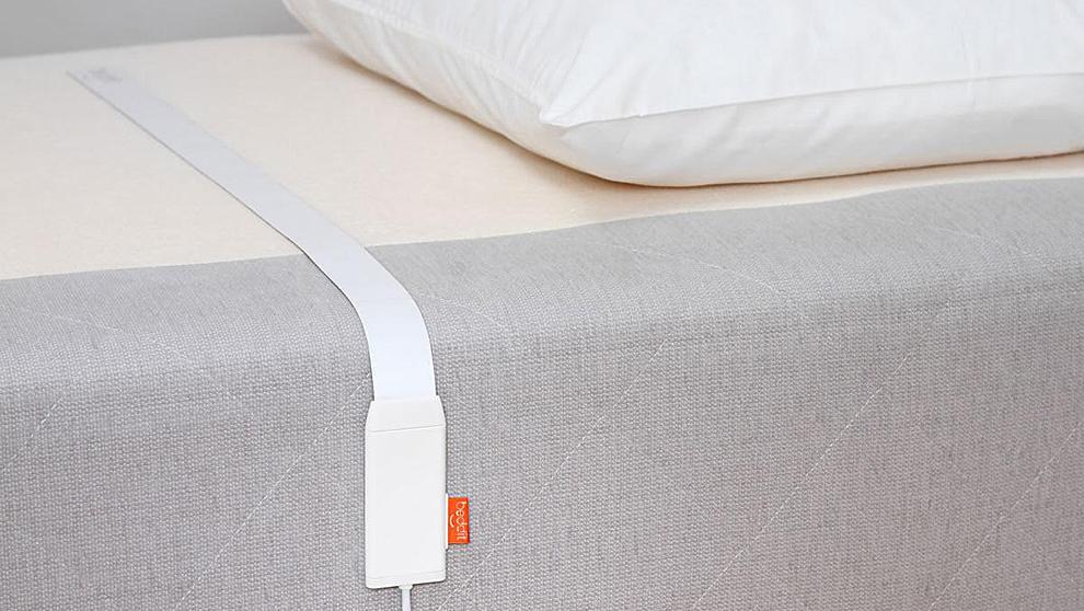 Beddit: un sensor inteligente para medir la calidad del sueño