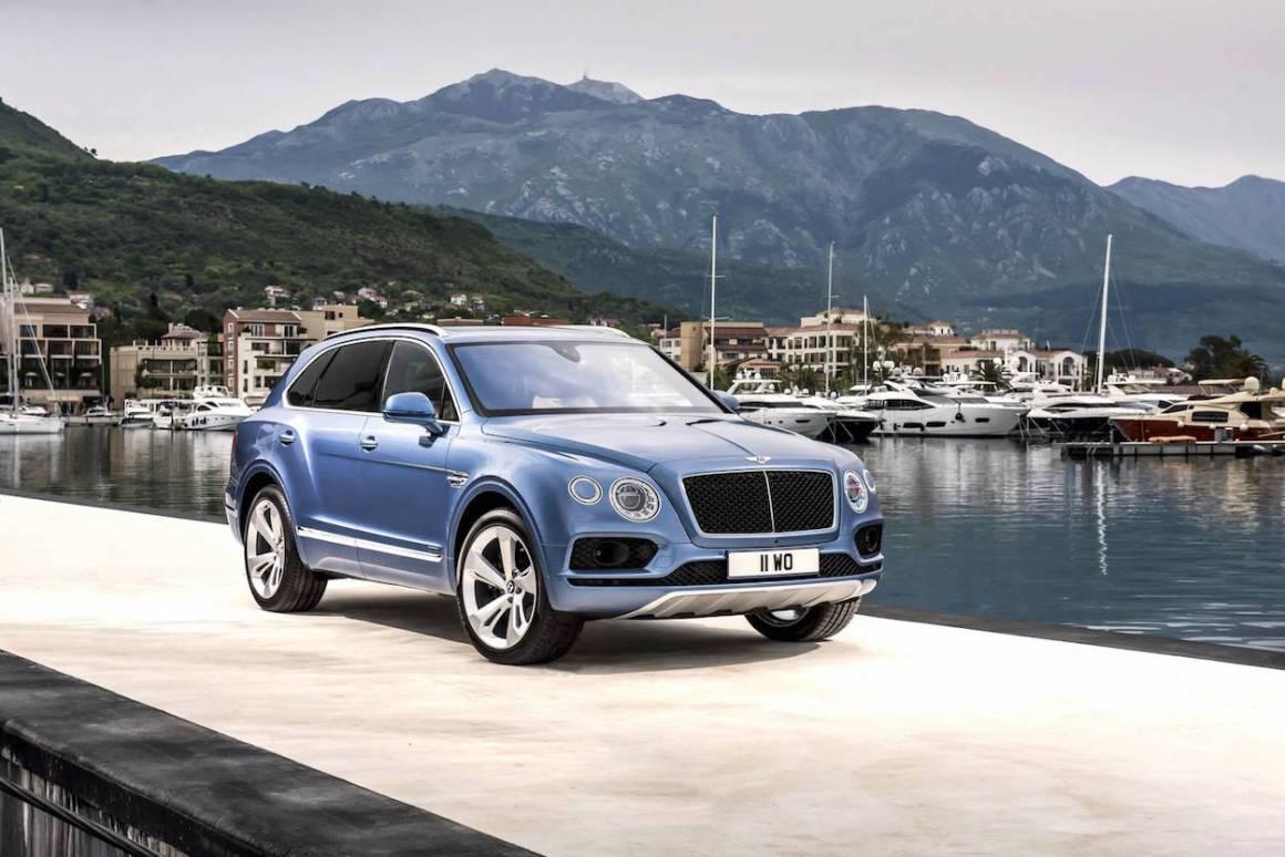 Bentayga: el primer Diésel de Bentley