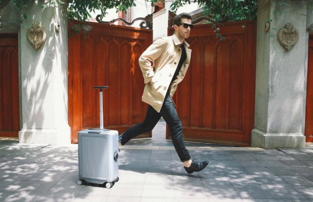 Cowarobot R1: la maleta que te sigue allá donde vayas