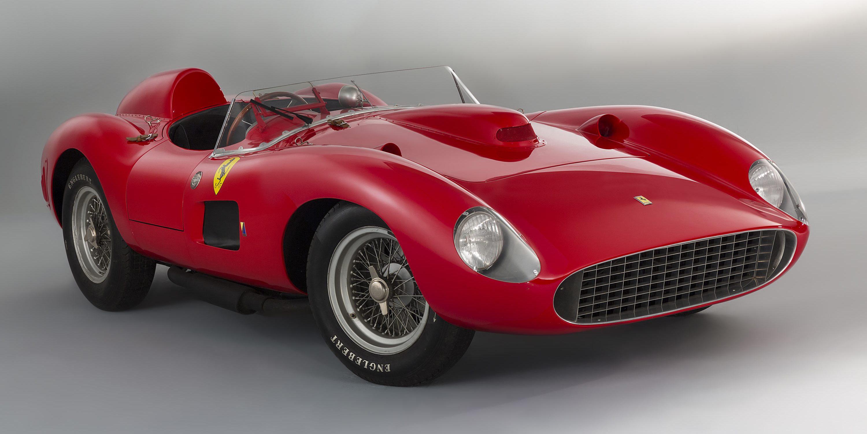 Ferrari 335 S Spider Scaglietti: uno de los coches más caros del mundo