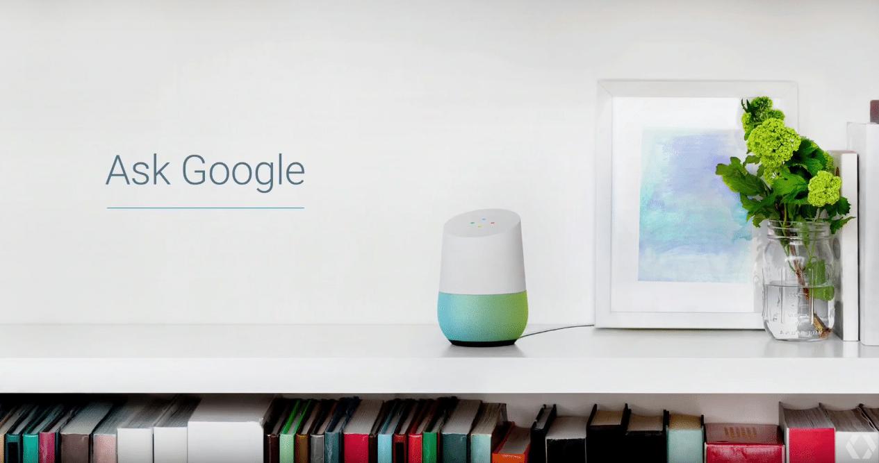 Google Home: el altavoz que aspira a convertirse en tu mayordomo virtual
