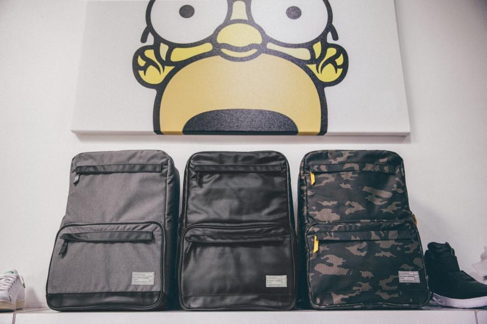 Sneaker Backpack: la mochila que estabas esperando