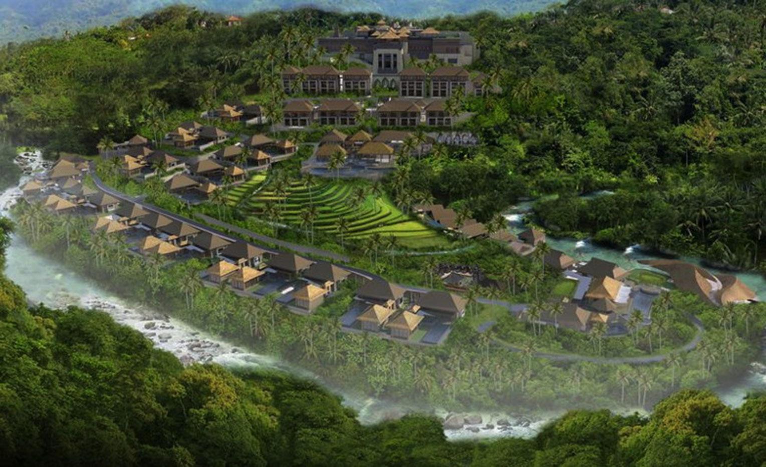 Mandapa: el nuevo Resort de Ritz-Carlton en Bali