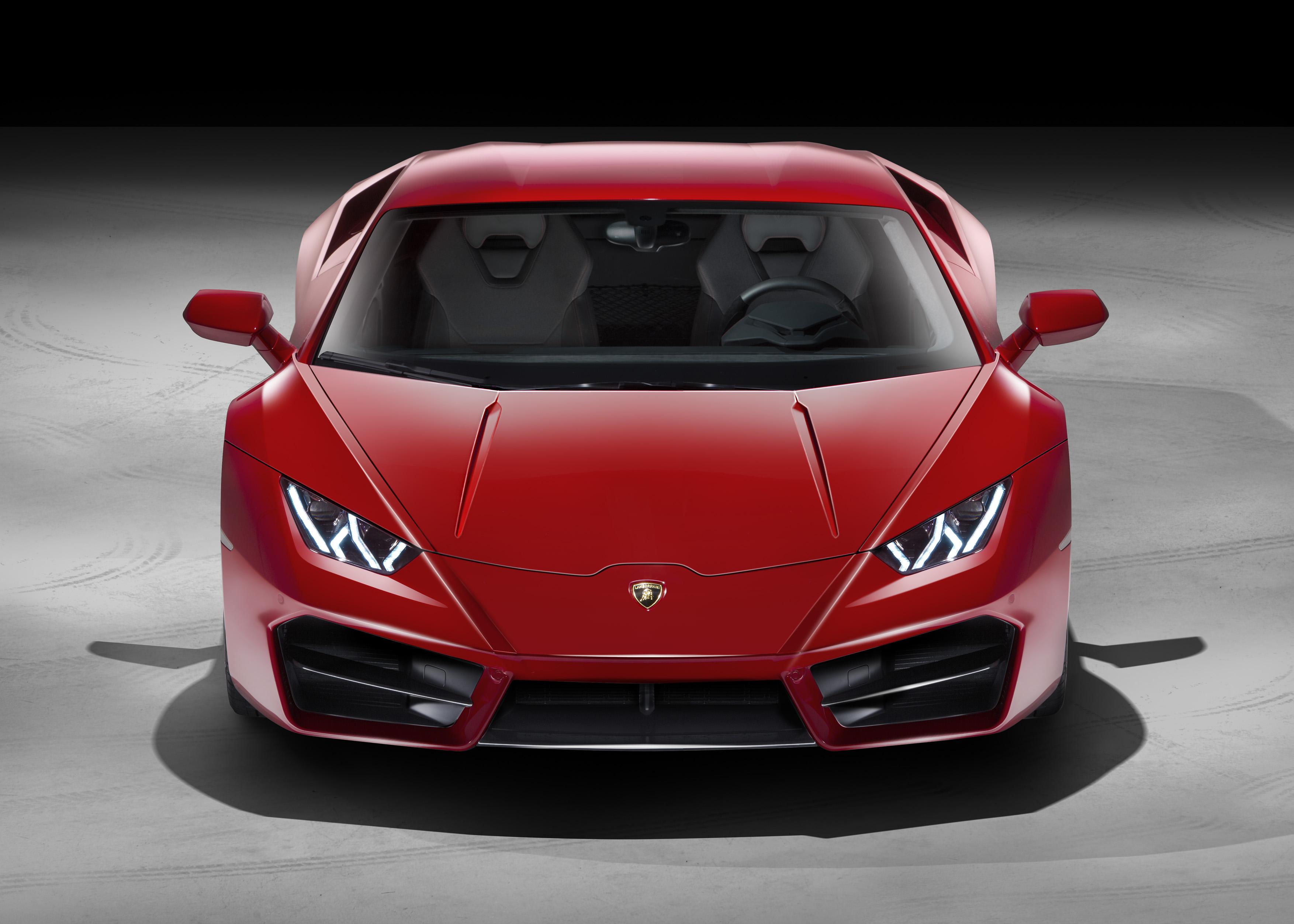 Lamborghini Huracán LP 580-2: un toro bravo anda suelto