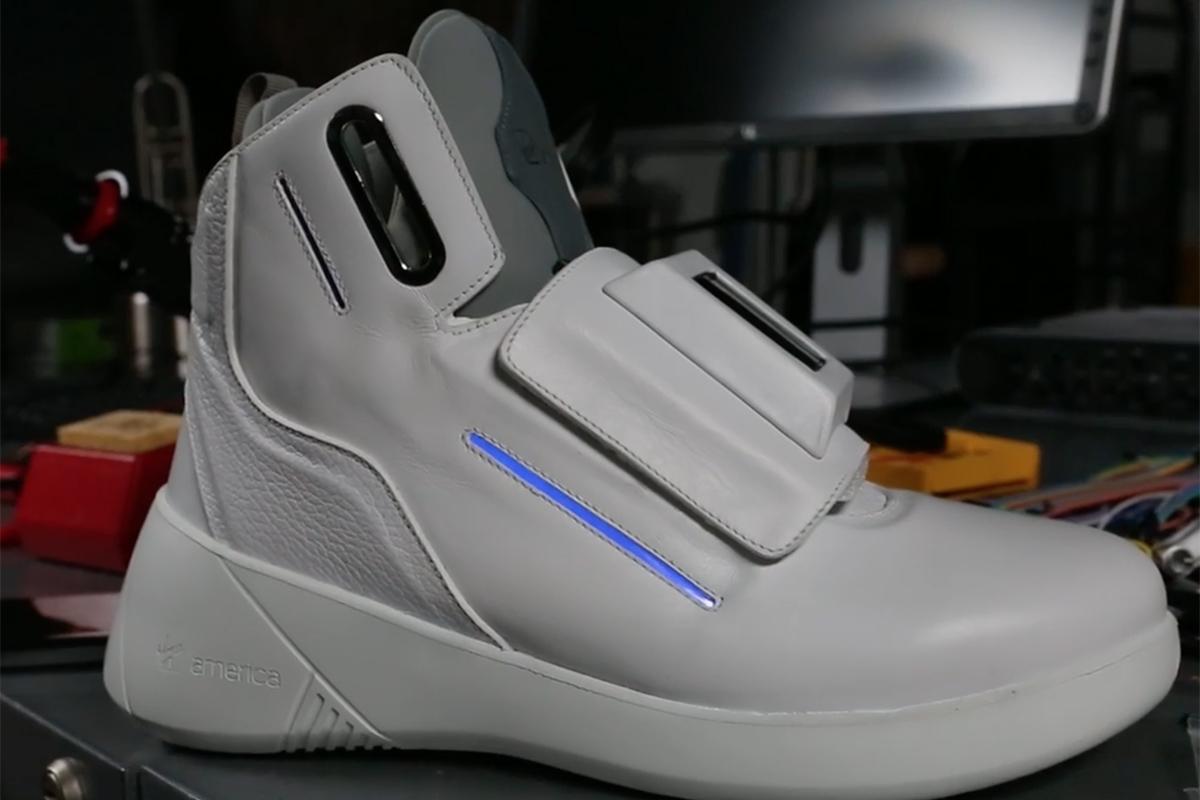 """Las sneakers de """"primera clase"""" de Virgin America"""