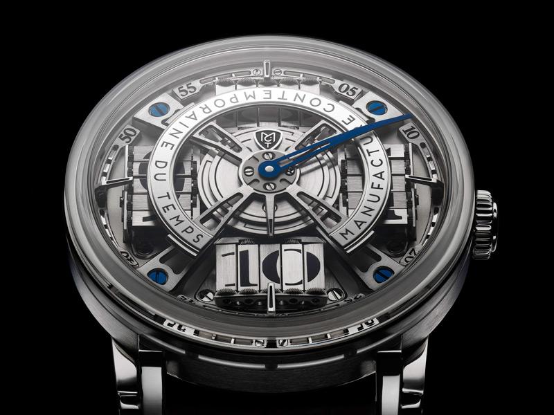 MCT Sequential Two S210: un reloj que te enamora