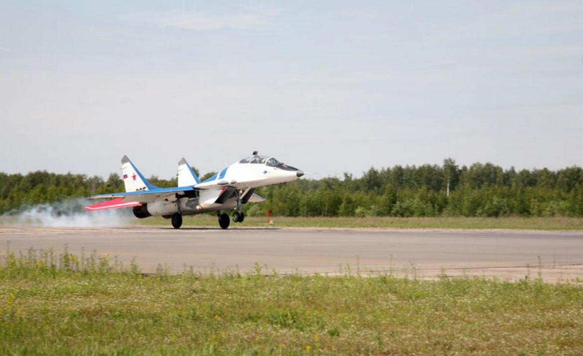 Ahora con MiGFlug puedes volar en un auténtico avión de combate