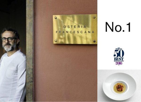 Osteria Francescana: el mejor restaurante del mundo