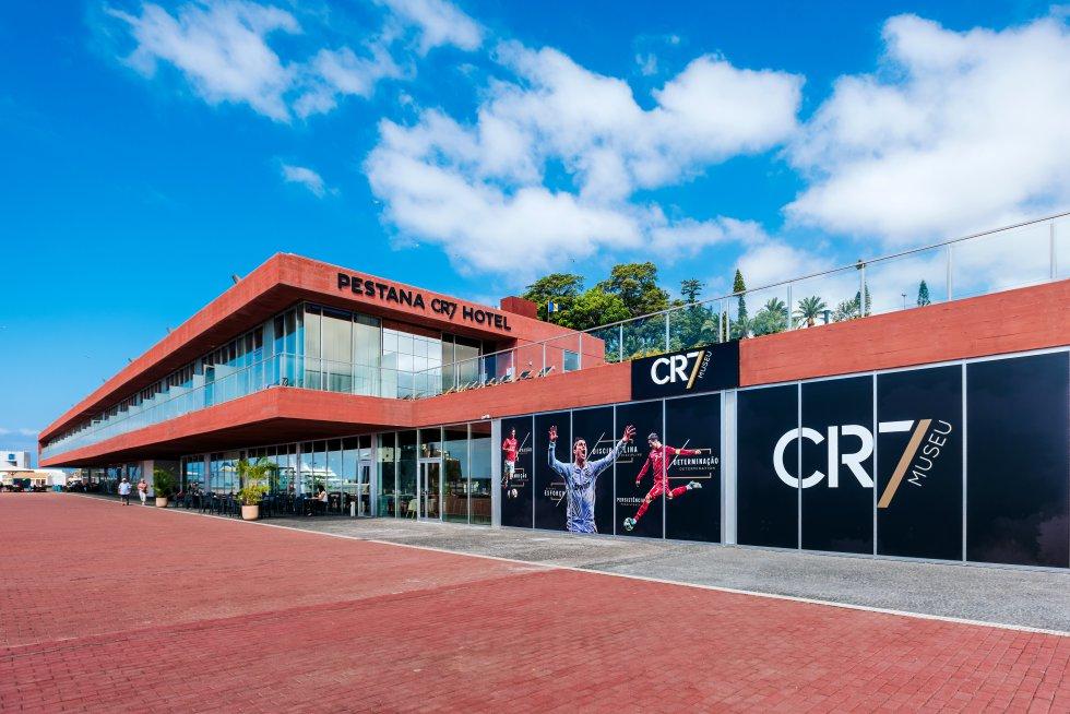 Pestana CR7 Funchal: el primer Hotel de Cristiano Ronaldo abrió sus puertas en Madeira