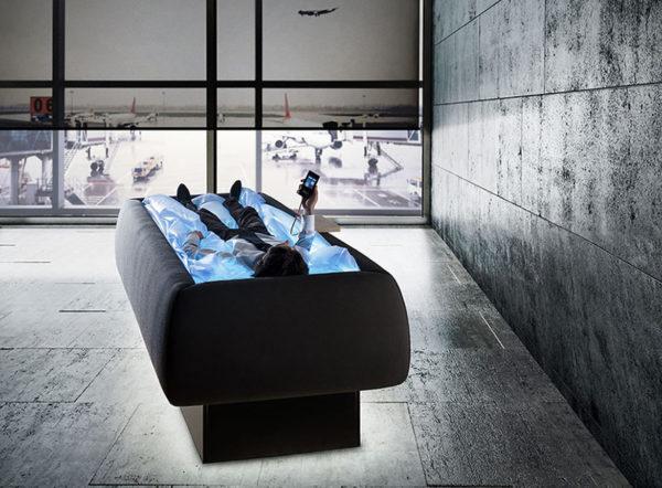 Zerobody: la piscina seca que te har� sentir como si estuvieras flotando en el aire