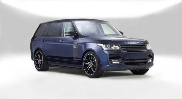 Range Rover Overfinch London Edition: un SUV de auténtico lujo