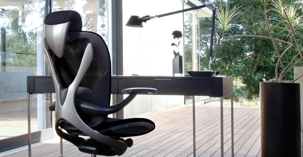 Vaya: una silla de oficina de espíritu deportivo