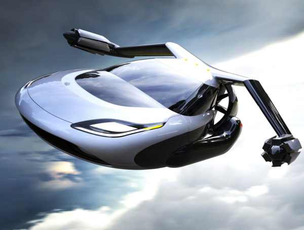 Terrafugia TF-X: el coche volador ya est� m�s cerca