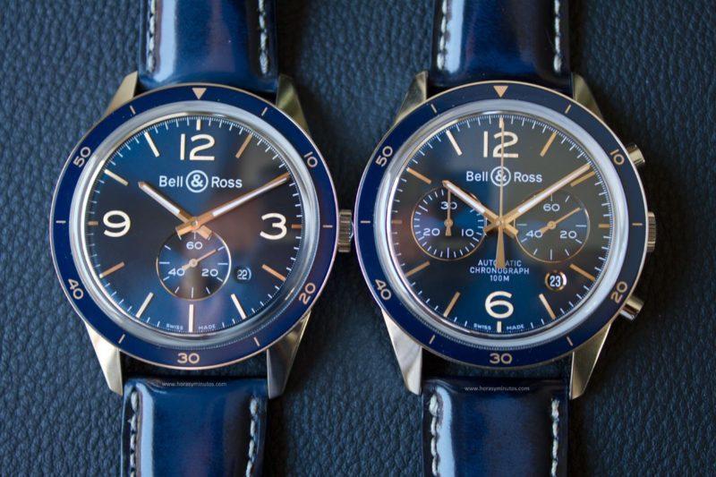 Vintage BR Aéronavale: el reloj que honra a los pilotos de la fuerza aeronaval