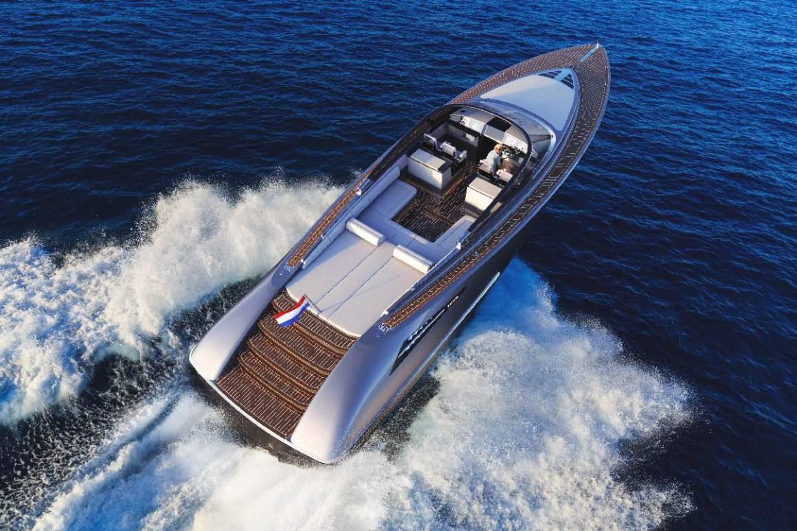 Wajer 55: el lujoso yate holandés de $1.8 millones