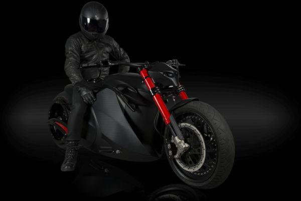 Zvexx: la moto el�ctrica que te conquistar�