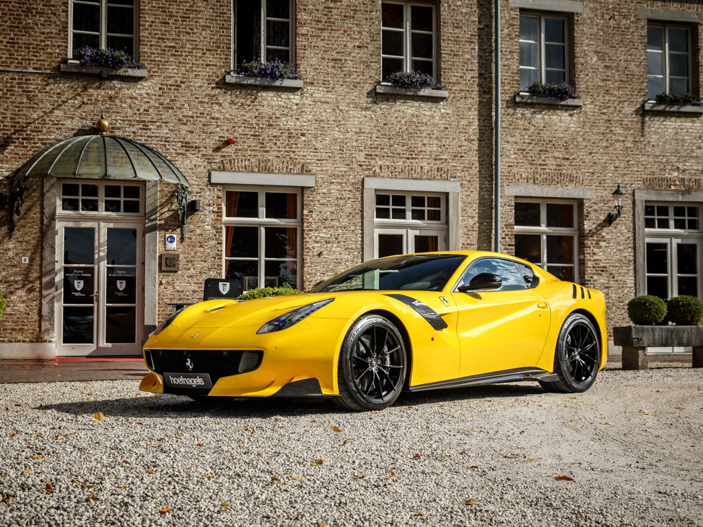 Ahora ya puedes comprar un Ferrari F12tdf usado por 925.000 euros