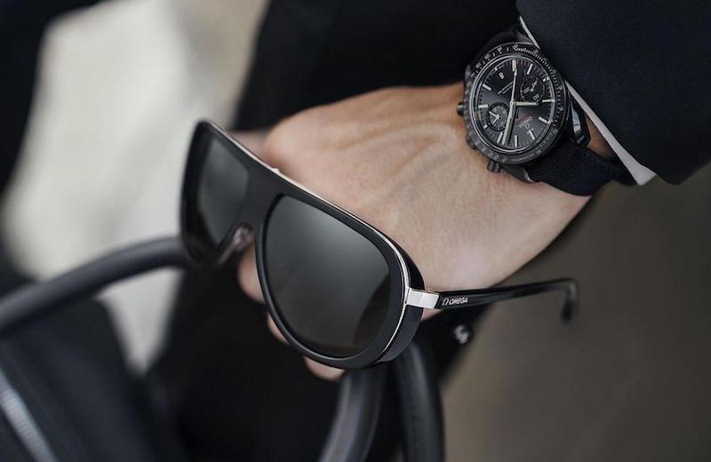 Os presentamos la primera colección de gafas de sol de Omega