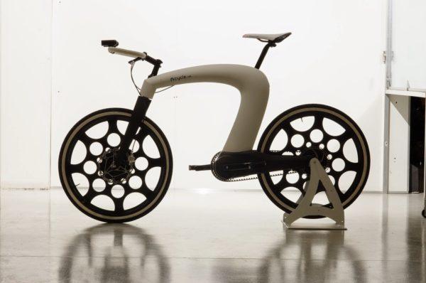 nCycle: la bicicleta el�ctrica que se pliega