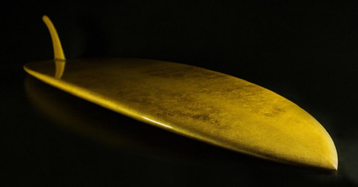 Aureus: la tabla de Surf más cara del mundo