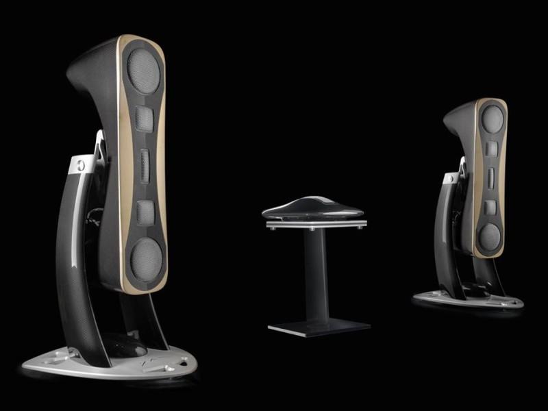 YAR: un exclusivo equipo de sonido tan caro como un Lamborghini