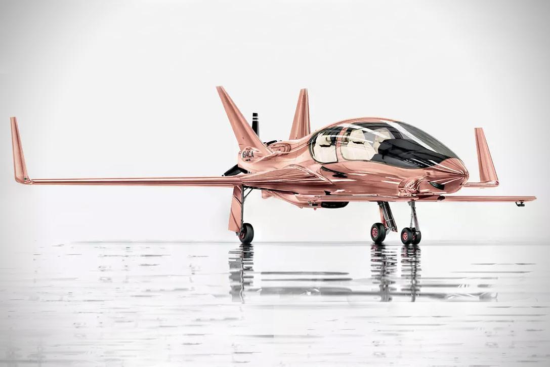 Cobalt Co50 Valkyrie-X: el avión privado más rápido del mundo