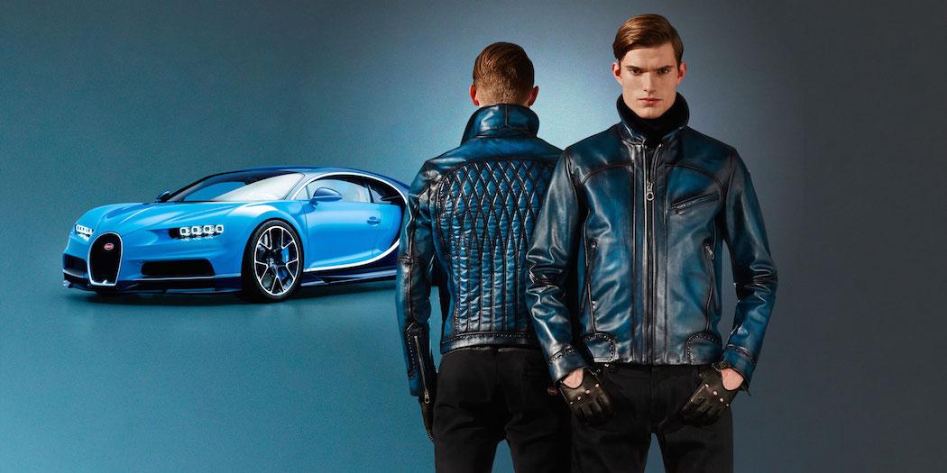 Exclusiva Colección de Ropa inspirada en el Bugatti Chiron